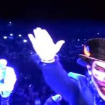 Ο ναζιστικός χαιρετισμός του Μπόνο σε συναυλία στο Παρίσι