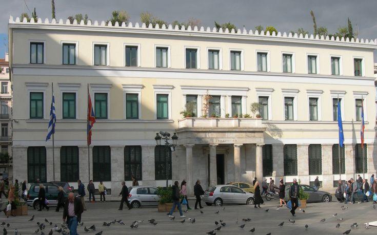 Πλεόνασμα 21,7 εκατ. ευρώ για τον δήμο Αθηναίων το 2017