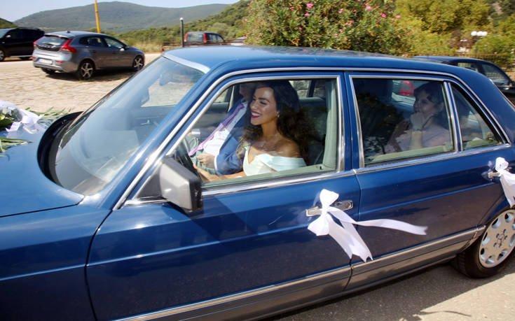 Το φωτογραφικό άλμπουμ του γάμου της Κατερίνας Στικούδη