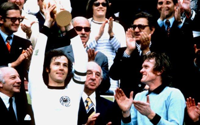 Το γερμανικό ποδόσφαιρο κυριάρχησε γιατί υπήρχε ο Κάιζερ