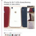 «Αποκαλυπτήρια» για το πιο οικονομικό από τα νέα iPhones