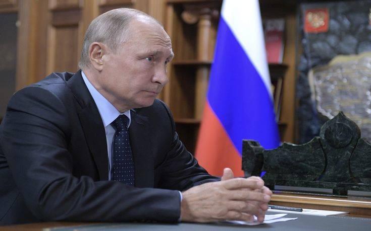 Πούτιν: Ρωσία και Κίνα θα συνεχίσουν να εργάζονται για την κατάσταση στην Κορεατική Χερσόνησο