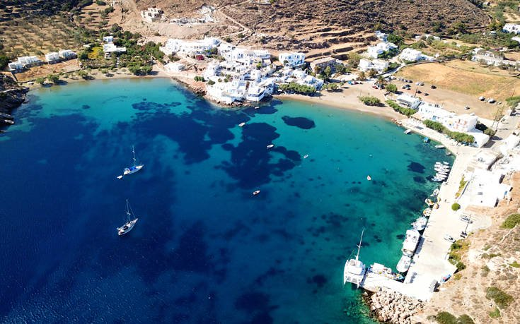 Τα ελληνικά νησιά στην κορυφή του κόσμου
