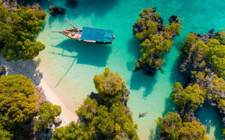Ελληνικό νησί στη λίστα με τους 20 κορυφαίους προορισμούς παγκοσμίως για τον Σεπτέμβριο