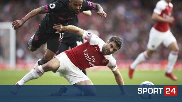 Καραμπάχ - Άρσεναλ: Το 0-1 της Άρσεναλ ο Παπασταθόπουλος (VIDEO)