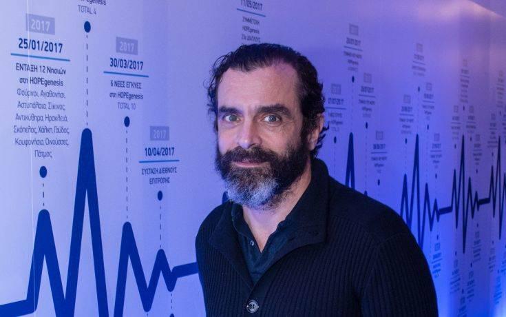 Μαρκουλάκης: Ανατρίχιασα όταν είδα το τρέιλερ για το νέο «Λόγω Τιμής»