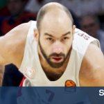 Μπασκόνια – Ολυμπιακός: Το buzzer beater του Σπανούλη!