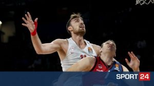 Μπασκόνια – Ολυμπιακός: Το σόου του Μιλουτίνοβ