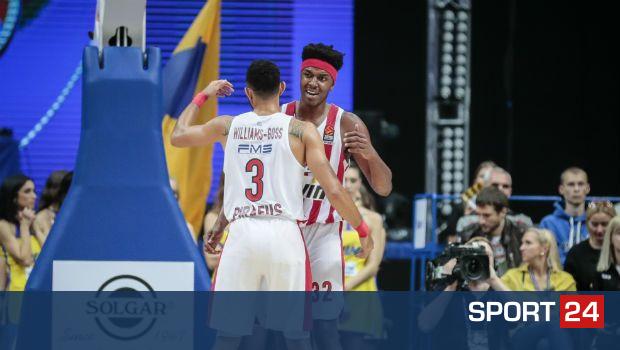 Ολυμπιακός: Kόντρα στη Μακάμπι για να επιστρέψει στις νίκες στην EuroLeague