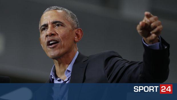 Ο Ομπάμα αποθέωσε τον Γιάννη Αντετοκούνμπο!