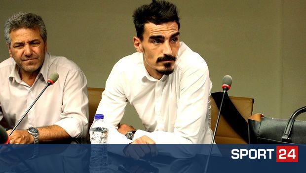 Επανάληψη της δίκης για τον Λάζαρο, απορρίφθηκε η προσφυγή της ΑΕΚ για το πρόστιμο