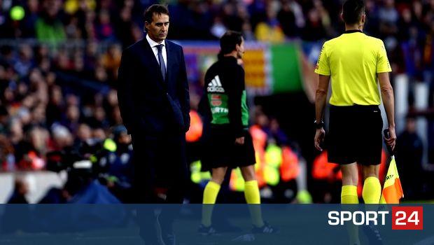 """Ρεάλ Μαδρίτης: Τέλος ο Λοπετέγκι, με Σολάρι οι """"μερένγκες"""""""