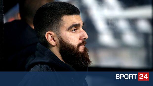 Ο Γιώργος Σαββίδης είχε ατύχημα με το αυτοκίνητο μετά το ΠΑΟΚ – Παναθηναϊκός
