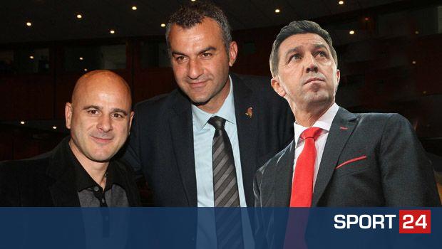 """ΑΕΚ – Ολυμπιακός: Το """"προπονητοφάγο"""" ντέρμπι"""