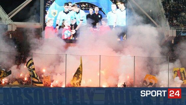 """ΑΕΚ – Ολυμπιακός: ΟΑΚΑ, το κάστρο της """"'Ενωσης"""""""