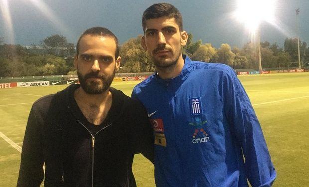 """Μπουχαλάκης στο Sport24.gr: """"Εννοείται ότι θα πάμε στο Euro!"""""""