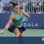 Σάκκαρη: Πρόωρος αποκλεισμός από το Tianjin Open