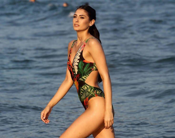 Η κορμάρα του Greece's Next Top Model