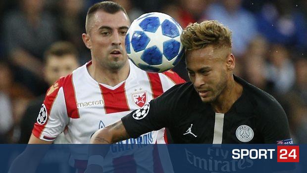 Παρί Σεν-Ζερμέν – Ερυθρός Αστέρας 6-1: Ύποπτο για χειραγώγηση το ματς του Champions League