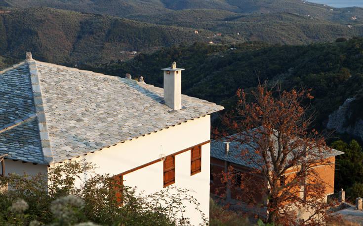 Βυζίτσα, το πανέμορφο χωριό του Πηλίου