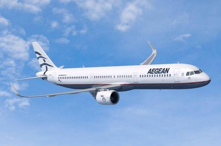 Η AEGEAN 5η στη λίστα με τις 20 καλύτερες αεροπορικές εταιρείες στον κόσμο