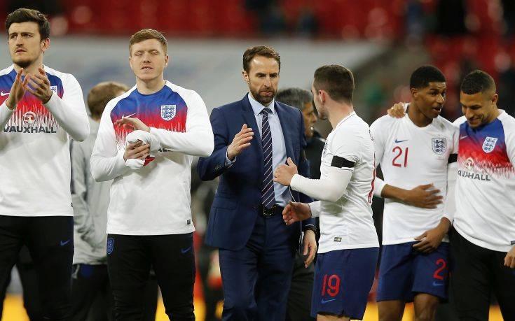 Το Nations League φανέρωσε την ανεπάρκεια της Αγγλίας