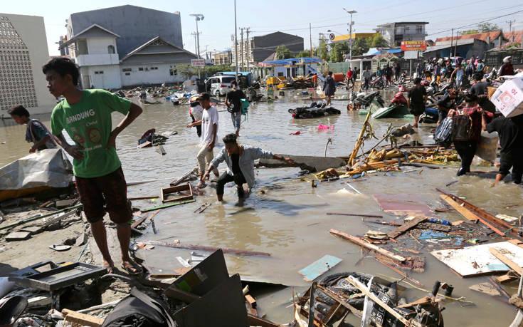 Τουλάχιστον 22 νεκροί από καταρρακτώδεις βροχές στην Ινδονησία