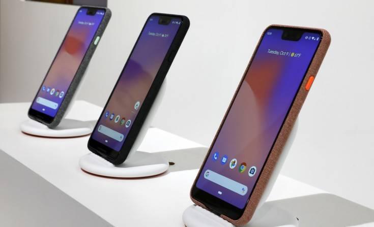 Η Google παρουσίασε τα νέα κινητά Pixel 3