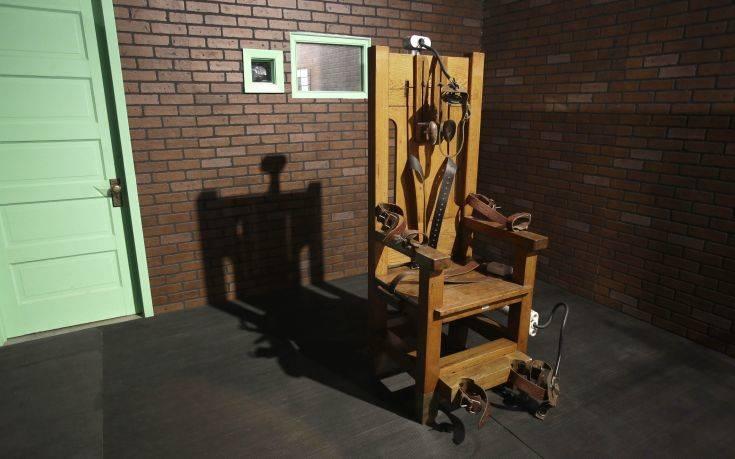 Θανατοποινίτης ζητά να πεθάνει στην ηλεκτρική καρέκλα, αντί με θανατηφόρο ένεση