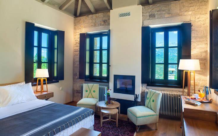 Aristi Mountain Resort Villas 3 1