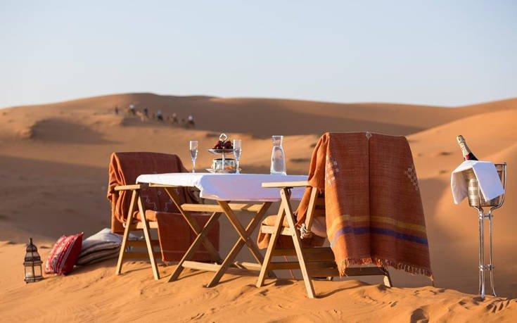 Merzouga Luxury Desert Camps11 1