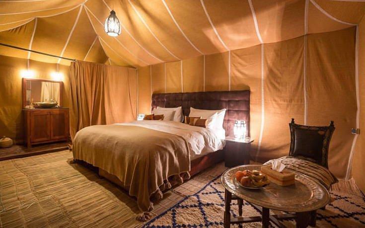 Merzouga Luxury Desert Camps8 1