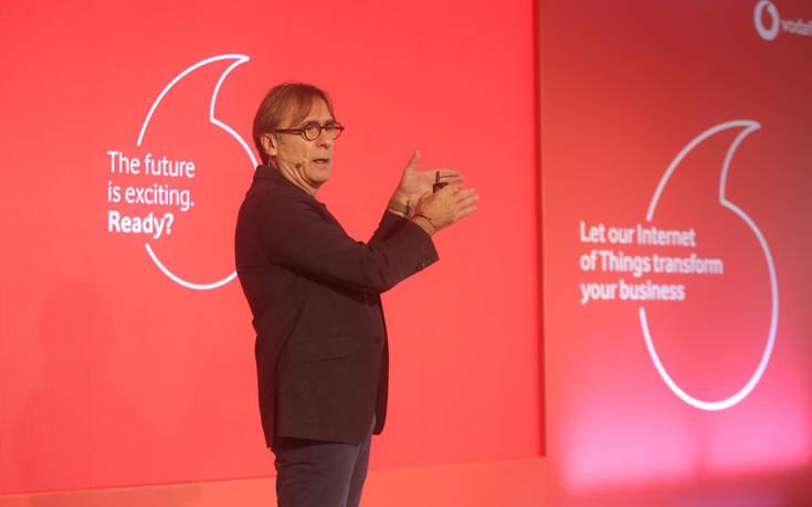Τεχνολογίες αιχμής της Vodafone για το ελληνικό επιχειρείν