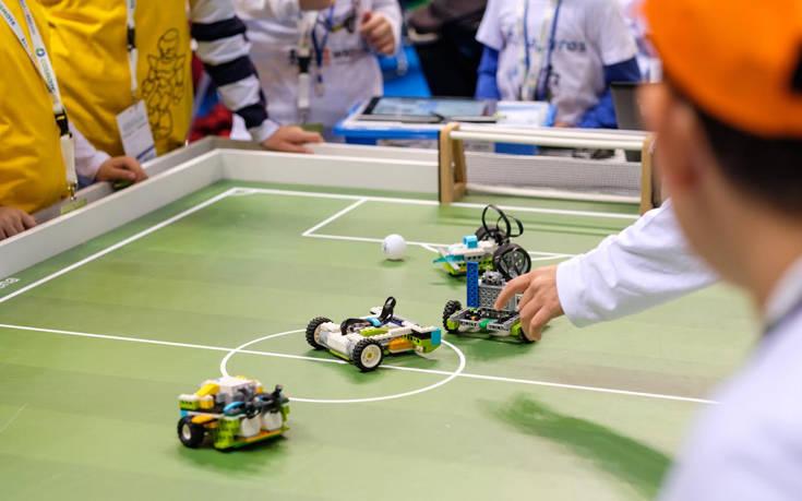 Ξεκινά ο Πανελλήνιος Διαγωνισμός Εκπαιδευτικής Ρομποτικής 2019