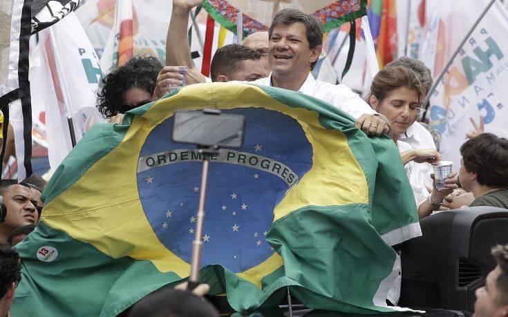 Σήμερα ο δεύτερος γύρος των κρίσιμων εκλογών στη Βραζιλία