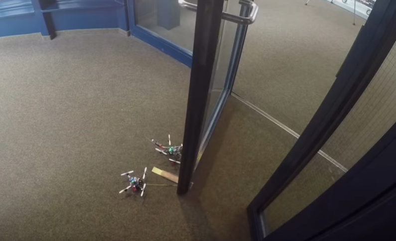 Το πρώτο ρομπότ που μπορεί να ανοίξει μία πόρτα