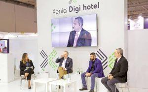 Xenia Digi Hotel στο εκθεσιακό κέντρο Metropolitan Expo