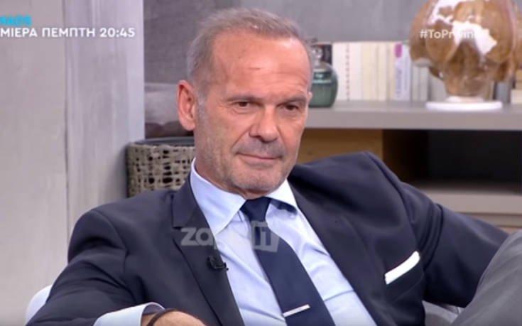 Ο Πέτρος Κωστόπουλος αποκάλυψε ότι τα παιδιά του έχουν πέσει θύματα bullying