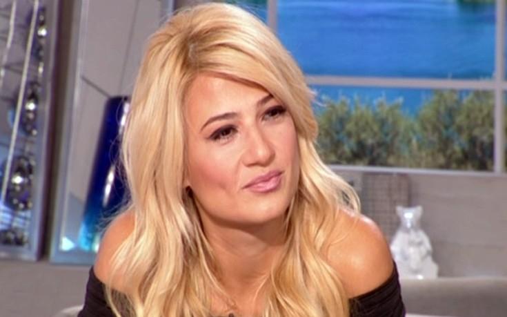 Η Φαίη Σκορδά θέλει η επόμενη σχέση της να είναι με σεφ