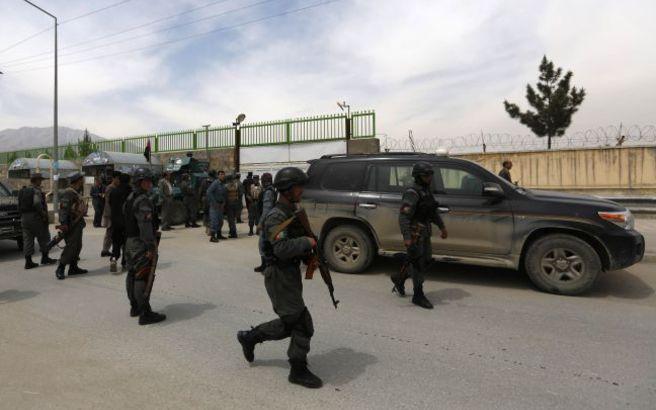 Δύο τραυματίες από επίθεση στην Καμπούλ