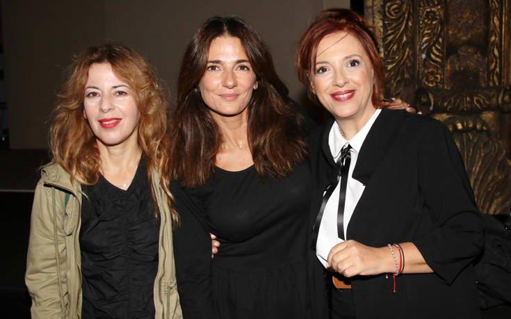 Οι τρεις πρωταγωνίστριες του «Κωνσταντίνου και Ελένης» 20 χρόνια μετά