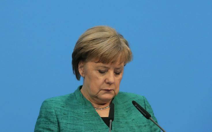 Βατερλό για τη Μέρκελ οι εκλογές στην Έσση