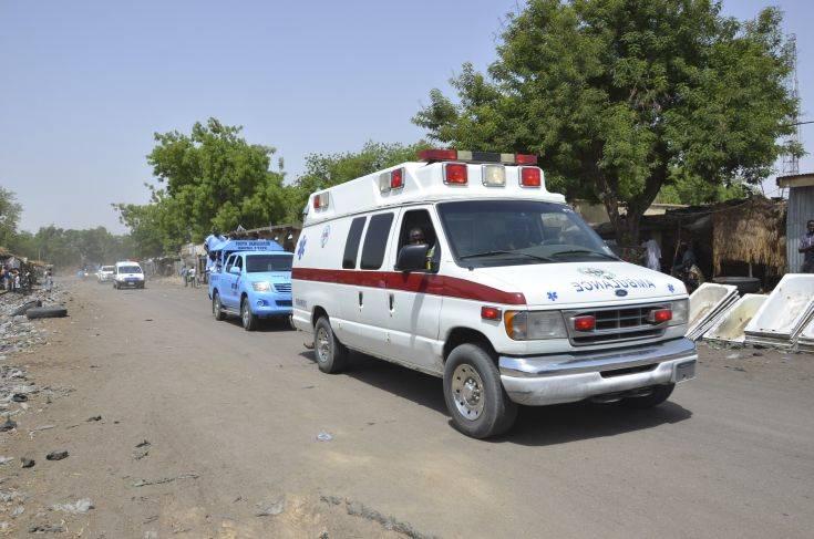 Νάρκες σκότωσαν δύο στρατιώτες στη Νιγηρία