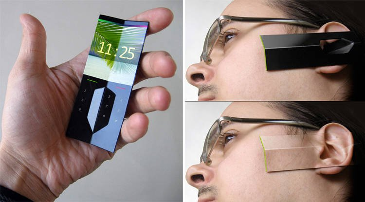 Δέκα φουτουριστικά κινητά που μακάρι να ήταν πραγματικότητα