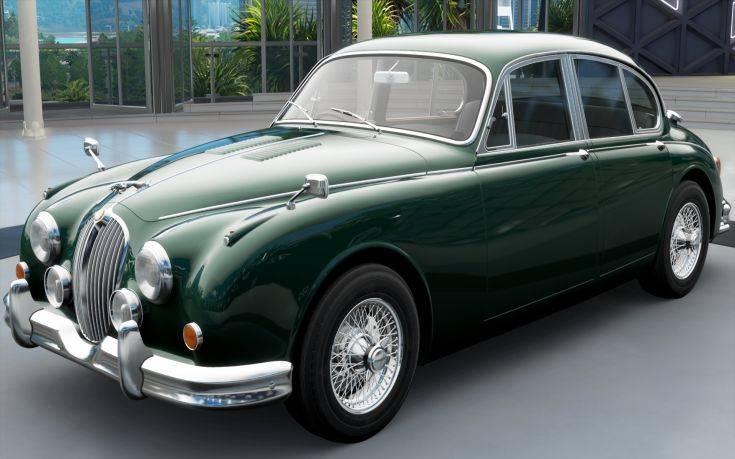 Μια Jaguar από χρυσάφι