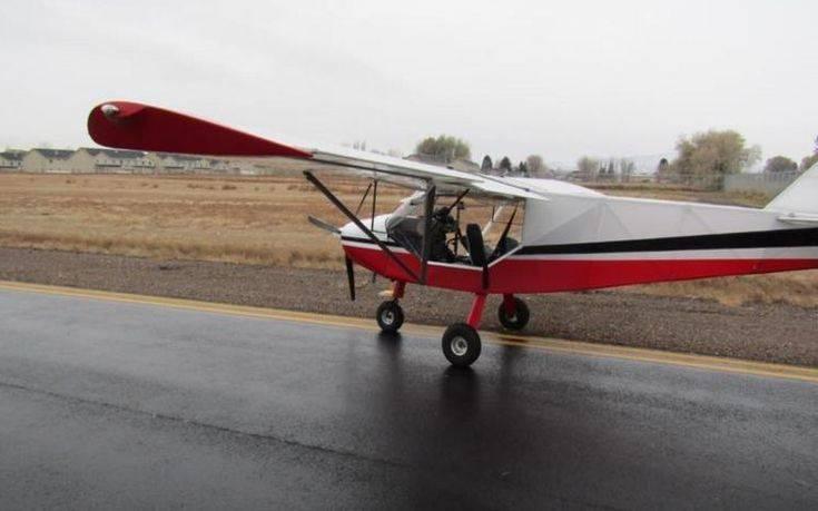 Έφηβοι έκλεψαν… μικρό αεροσκάφος και πέταξαν πάνω από αυτοκινητόδρομο