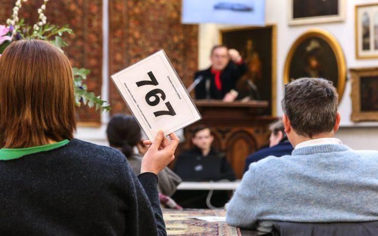 Ο οίκος δημοπρασιών Chiswick Auctions έρχεται για πρώτη φορά στην Ελλάδα