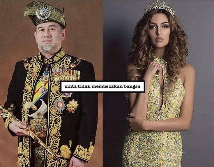 Η Μις Μόσχα εκτός από βασίλισσα της ομορφιάς έγινε και… πραγματική βασίλισσα
