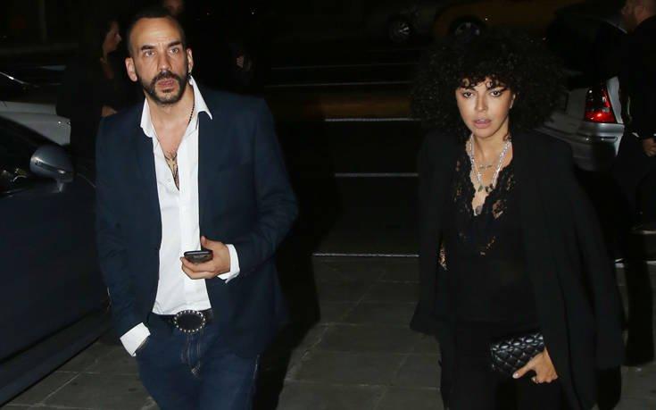 Ο Πάνος Μουζουράκης πήγε με τη Μαρία Σολωμού σε πρεμιέρα και οι φωτογράφοι τους αγνόησαν