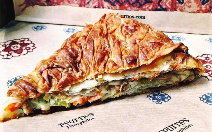 Ένας υπέροχος ελληνικός φούρνος στην καρδιά της Νέας Υόρκης